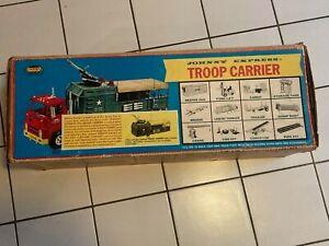 Vintage Johnny Express Troop Carrier In Box!!!