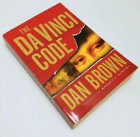 The Da Vinci Code by Dan Brown Paperback Unread