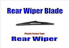 Rear Wiper Blade Back Windscreen Wiper For Vauxhall Zafira 2005-2014