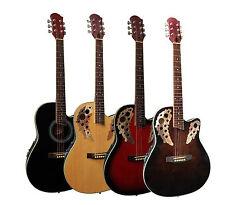 Roundback-Gitarre  RB300-MSA, verschiedene Modelle, mit Anschlußkabel!n