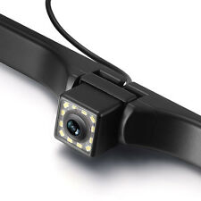 Sony CCD Universal Night Vision Car Rearview Backup Camera Waterproof 12LEDs