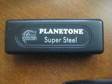 Tribal Planet Planetone Harp Super Steel Harmonica Key of C