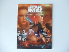 STAR WARS ATTACK OF THE CLONES MOVIE STORYBOOK NEW