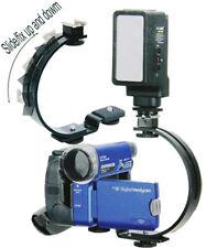 NUOVA STAFFA a forma di C perfetta per videocamere in miniatura