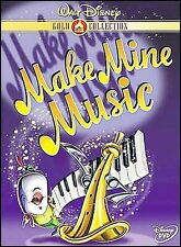 Walt Disney's MAKE MINE MUSIC Gold Collection DVD Release Animated Feature Nice