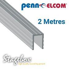 Penn Elcom 2 Metres Trim U-Shape 15mm