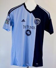 Sporting Kc Kansas City Adidas Jersey Shirt Youth Xl Extra Large 15-16Y