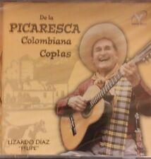 De la Picaresca Colombiana Coplas (CD, 2002)