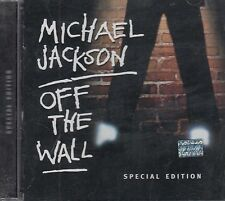 Michael Jakson Off The Wall Special Edition CD Nuevo