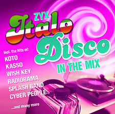 CD ZYX ITALO DISCO in the Mix by Various Artists