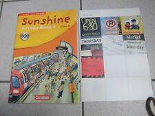 Grundschule Englisch, Sunshine Activity Book 4 Class 4 + Lernsoftware