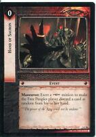 Lord Of The Rings CCG Card RotEL 3.C90 Hand Of Sauron