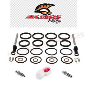 Yamaha MT09 Front Brake Caliper Piston Seals Pins Rebuild Kit x 2 (2014 to 2018)