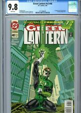 Green Lantern v3 #48 CGC 9.8 White Pages 1st Kyle Rayner DC Comics 1994