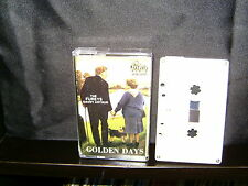 THE FUREYS AND DAVEY ARTHUR GOLDEN DAYS - RARE AUSTRALIAN CASSETTE TAPE NM