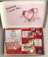 San Valentino Regali Cesto Personalizzato Compleanno Ragazzo sei uno in un milione di