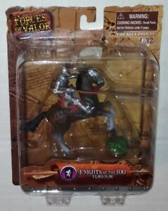 Forces Of Valor 1/32 Knights 100 Years Guerra Set n.22003 IN Blister
