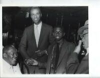 ORIGINAL AFRICAN AMERICAN PHOTO ERNEST WITHERS MEMPHIS SLIM 8X10 STAMPED