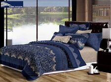 ASCOTT Queen Size Bed Duvet/Doona/Quilt Cover Set Brand New
