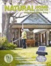Natural Home - Volume 5  Earth Garden New designing earthship strawbale instock