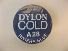 COLD WATER DYE DYLON, EASY TO USE IDEAL FOR CRAFTWORK  A28 Riviera Blue