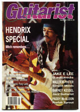 September Guitarist Monthly Music, Dance & Theatre Magazines