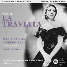 MARIA CALLAS-VERDI: LA TRAVIATA-JAPAN ONLY 2 SACD Q33
