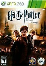 Harry Potter and the Deathly Hallows: Part 2  --  Xbox 360 Game Complete