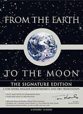 From the Earth to the Moon DVD 2005 5-Disc Set HBO Tom Hanks Signature Edition