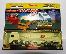 Majorette Kabaya Serie Japon ( From Japan ) 1/100 Camion Volvo Total N°324