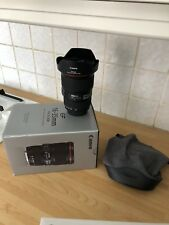 CANON 16-35 mm f/4 EF L Objectif IS USM