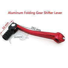 Aluminum Folding Gear Shifter Shift Lever For Lifan YX YCF CRF50 Pit Dirt Bike