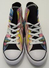 Converse Chuck Taylor All Stars Hi Top Unisex Fit Shoes Boot Size 5.5Y Women's 7