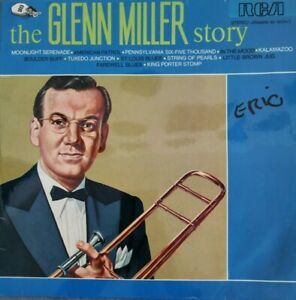 33 Tours - Glenn Miller – The Glenn Miller Story