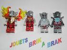 Lego personnage figurine minifig legend of Chima Choose model ref KG 106