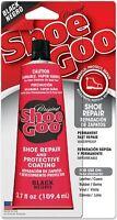 Black Shoe Goo Leather Shoe Repair Glue Adhesive Clear 3.7oz