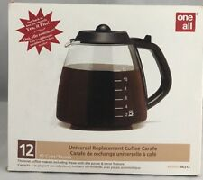 12 Cup Universal Replacement Coffee Carafe Pot Model GL312 Medelco Inc New