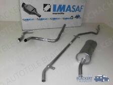 IMASAF Auspuffanlage komplett für Renault R 4 1.1 1983-1992