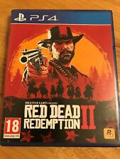 Red Dead Redemption 2 PS4 Playstation 4 Game - Brand New