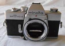 Minolta SRT MC-11 35mm Camera Body Only Vintage