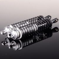 FrontShock Absorbe 123mm 81003 HSP 1/8 BUGGY MONSTER TRUCK TURGGY RACING Silver