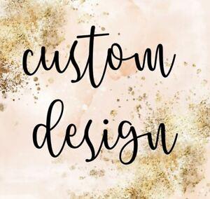 120 x custom  order