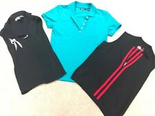 Dkny Jamie Sadock 3 Pc Knit Shirt Lot Medium - Golf- Tennis - Only $8 Each
