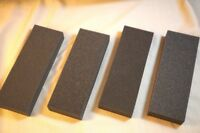 Lot 4 - Recycled foam packing block shipping gray protection pad thick 3X9 9X3
