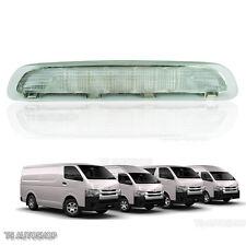 Clear Rear Third Brake Light Lamp Toyota Hiace Commuter Van KHD222 2005 10 15