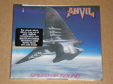 ANVIL - SPEED OF SOUND - CD SIGILLATO (SEALED)