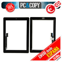 PANTALLA TACTIL PARA IPAD 4 NEGRA DIGITALIZADOR GEN CRISTAL TOUCH SCREEN iPad4