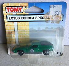 Tomy Tomica 1977 n° T 15 Lotus Europa special 1/59ème