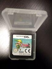Juego Zelda Spirit Tracks Nintendo DS