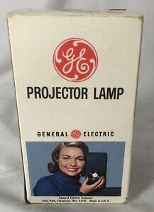 Vintage GE General Electric DLS DLG 150W Projector Lamp Bulb 22V NEW